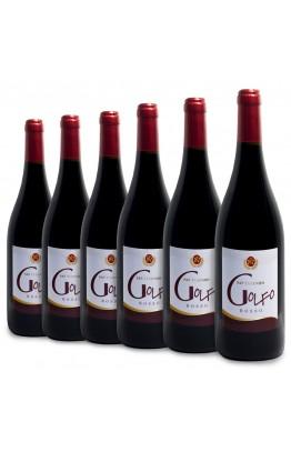 Golfo Rosso – Confezione da 6 bottiglie da L. 0,75